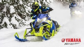 2019 Yamaha Sidewinder L-TX LE Snowmobile Highlights