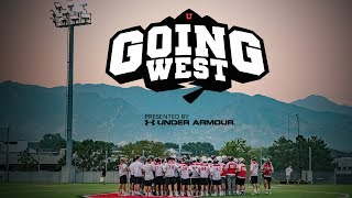 Utah Lacrosse All-Access | GOING WEST EPISODE 2