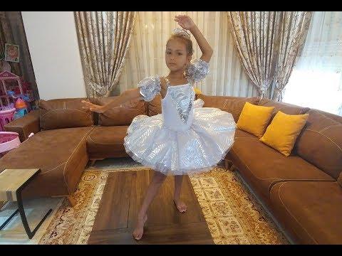 Elife yeni Tütülü Bale kostümü ismini arıyoruz, eğlenceli çocuk videosu