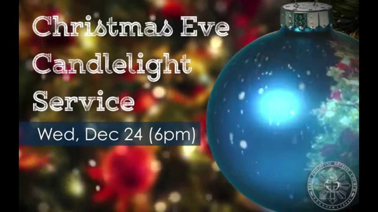houston christmas eve candlelight service first philippine baptist church - Houston Christmas Decorating Service