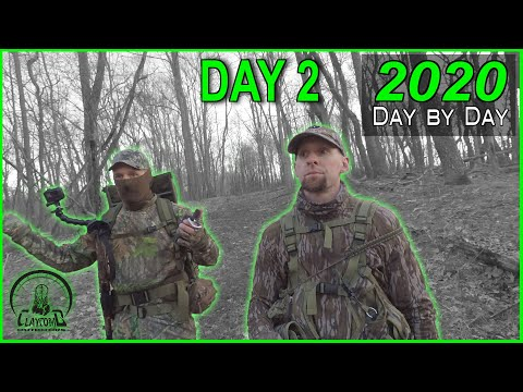 CRAZY day of PUBLIC LAND spring turkey hunting!