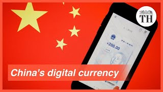 All about China's new digital currency