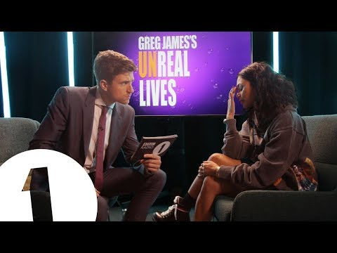Nicole Scherzinger's totally fake interview | Contains strong language