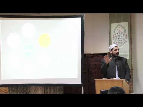 Physical and Mental Health of a Muslim Child   Shaykh Dr RIdhwan Saleem   WLSIS conference