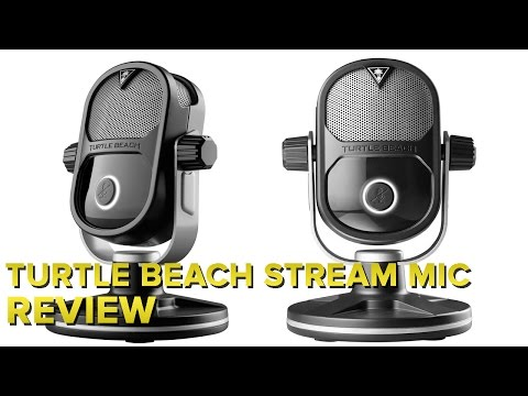The Turtle Beach Stream Mic actually sounds way better than I thought (update)