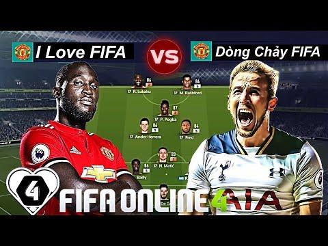 """KHOẢNH KHẮC GẮT VÔ CÙNG Kèo BO5 """" Chặt Trym """" I Love FIFA Vs Dòng Chảy FIFA Trong FIFA ONLINE 4"""