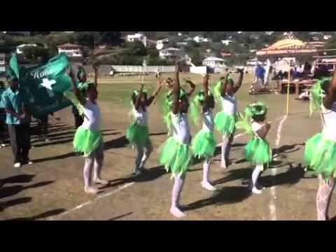 Saint Louis School >> Beacon Junior School Grenada 2013 - YouTube