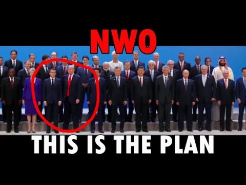 It's all POLITICAL THEATER: Yellow Vest protests (NWO PLAN)