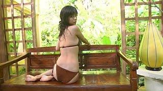 Kana Kurashina 倉科カナ 2 - Brown Bikini.
