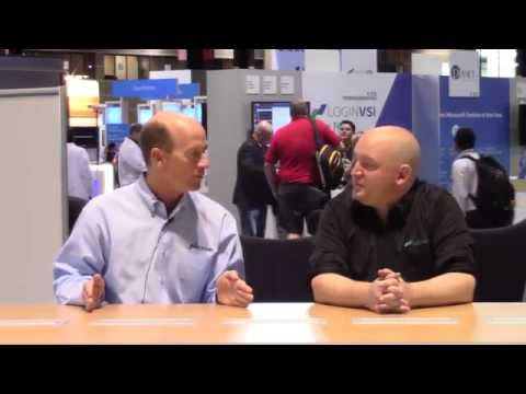 Interview with Tim Hughes from Micron Technology at Microsoft Ignite 2015