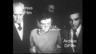 DiFilm - Robledo Puch en Brigada de Investigaciones de Martinez 1973