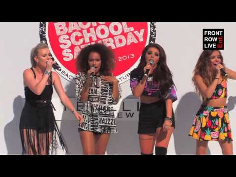 Little Mix - Wings [LIVE]