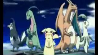 Pokemon Shippuuden OP - Distance