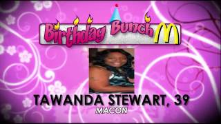 Birthday Bunch - 01-18-17