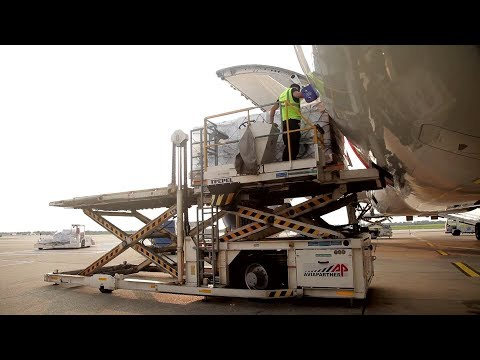 transport logistic | Artificial Intelligence at Air Cargo
