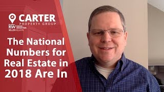 Carter Property Group: Recapping the U.S.'s 2018 Real Estate Market
