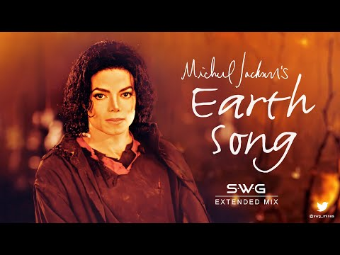 (Video Version) EARTH SONG (SWG Extended Mix) - MICHAEL JACKSON (HIStory)