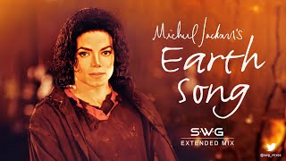 Download Mp3  Video Version  Earth Song  Swg Extended Mix  - Michael Jackson  History