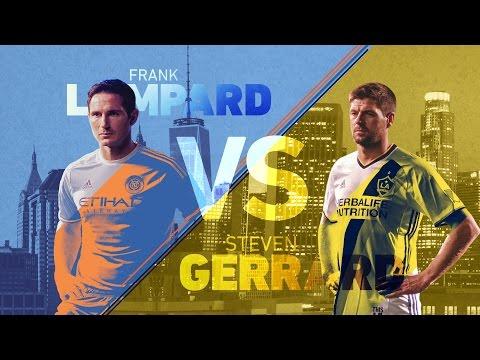 Lampard & Gerrard: Do you Speak English or American?