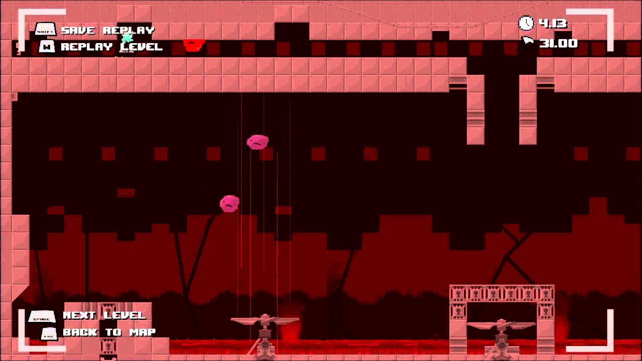 Super Meat Boy 2 14x Crawl Space 1398 Naija Youtube