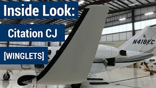 Inside Look: Cessna Citation CJ [WITH WINGLETS] Tour - All About Jet Ownership - The Prebuy Guys