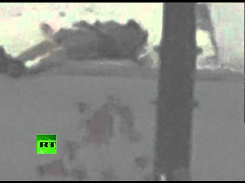 Video: Man fires at US embassy in Sarajevo, Bosnia, shot by sniper