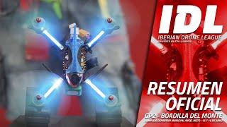 FPV Racing - Iberian Drone League GP2 Boadilla del...