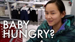 MOM IS BUYING BABY CLOTHES???😱👶 : Adventuring Family of 11