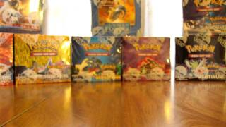 Opening a Neo Discovery Pokemon Booster Box Pt. 1