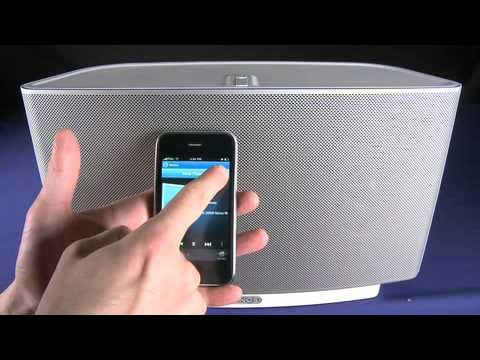sonos zoneplayer s5 wireless music system youtube. Black Bedroom Furniture Sets. Home Design Ideas