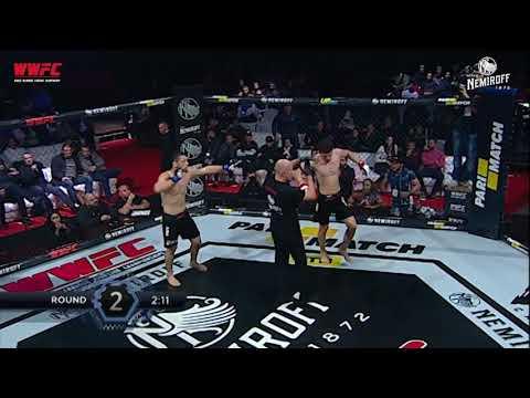 Vuqar Keramov MMA Azerbaijan