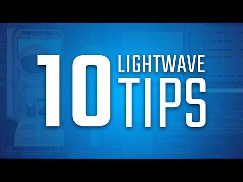 10 Lightwave 3D Tips