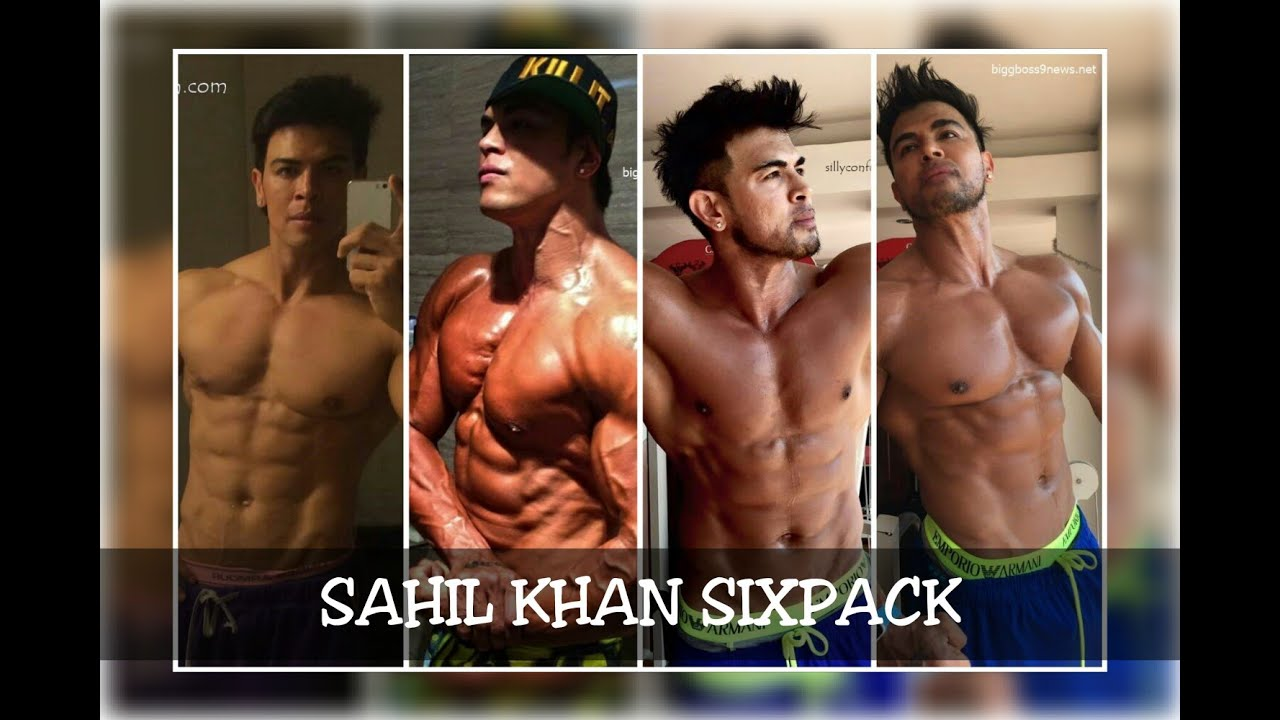 Sahil Khan Body Photo: SAHIL KHAN BODY AND SIXPACK साहिल खान की बोडीबिल्डिंग