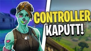GHOST ISSA Controller kaputt! | REPAZ findet losten Gegner! | Fortnite Highlights Deutsch