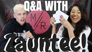Get To Know ZAUNTEE | Q&A with Maddie Rey and Zauntee!
