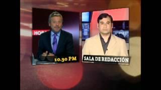 Patricio Zamorano Canal 24 horas 5 Nov 2012 / Elecciones en Estados Unidos