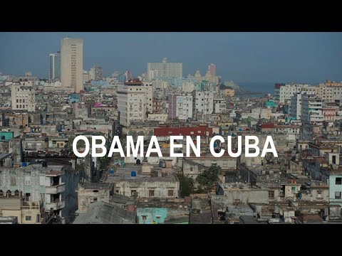 TV Martí Noticias — Obama en Cuba