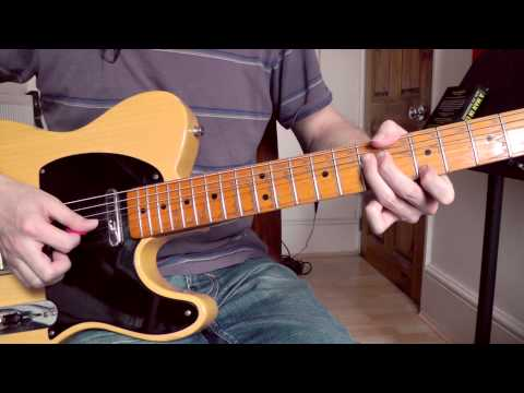 An Awesome James Burton-Style Country Lick