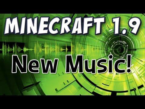 Minecraft - Musical Discs (1.9 Prerelease Part 6)