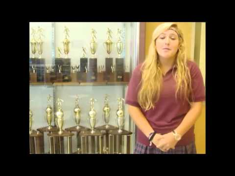 Our Lady Academy c/o 2013 video