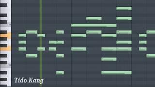 여친? 으로 만든 음악