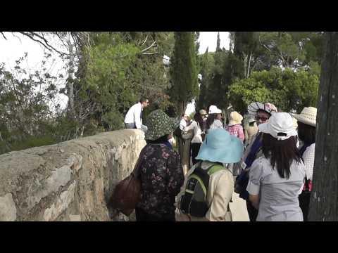 Thanh dia 04.2011 Tren nui Tabor 05