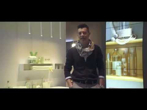Arcom mobili arredo bagno salone del mobile 2016 youtube for Elenco espositori salone del mobile 2016