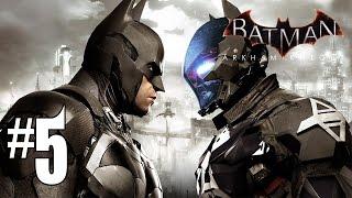 Batman Arkham Knight - Playthrough #5 [FR]