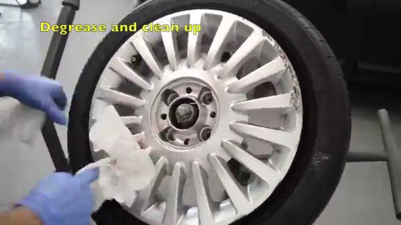 Wheel refurbishment norwich