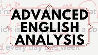 English Pronunciation Analysis | Advanced English Conversation | Rachel's English
