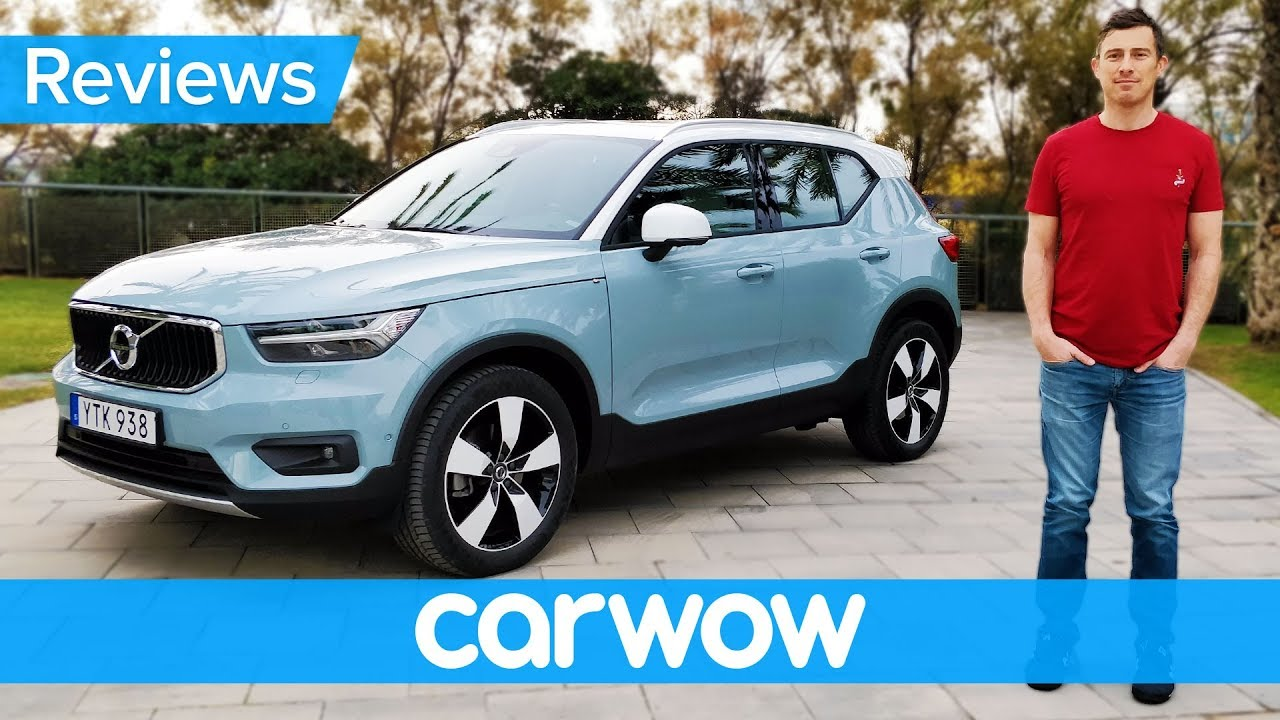 New Volvo Xc40 2018 Review Has Volvo Finally Become Cool Carwow Reviews