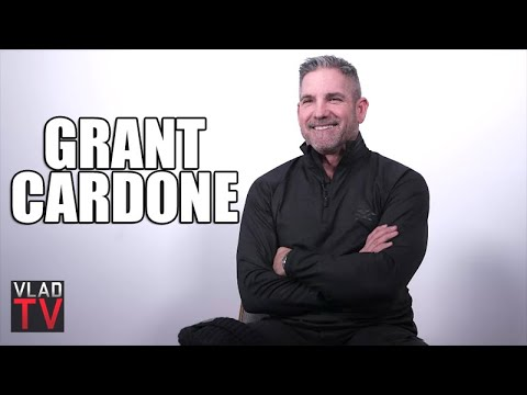 Grant Cardone on Why He Hasn't Bought Stocks Since our Last Interview (Part 1)