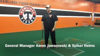 Ozzie Smith Infield Drill