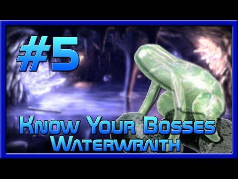 Know Your Bosses - Waterwraith (Pikmin 2) #5